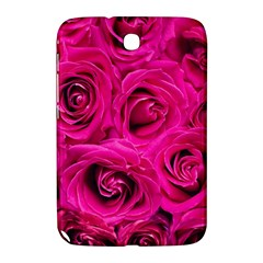 Pink Roses Roses Background Samsung Galaxy Note 8 0 N5100 Hardshell Case