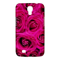 Pink Roses Roses Background Samsung Galaxy Mega 6 3  I9200 Hardshell Case