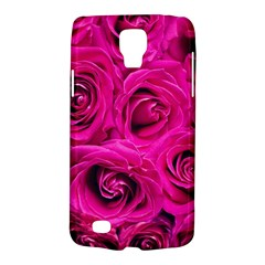 Pink Roses Roses Background Galaxy S4 Active
