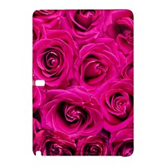 Pink Roses Roses Background Samsung Galaxy Tab Pro 12.2 Hardshell Case