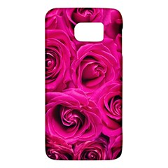 Pink Roses Roses Background Galaxy S6