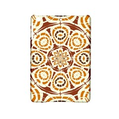 Brown And Tan Abstract iPad Mini 2 Hardshell Cases