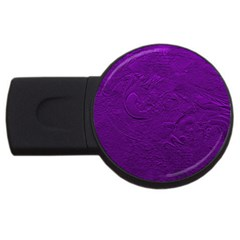 Texture Background Backgrounds Usb Flash Drive Round (4 Gb)