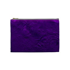 Texture Background Backgrounds Cosmetic Bag (Medium)