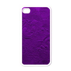 Texture Background Backgrounds Apple iPhone 4 Case (White)