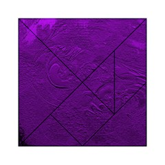Texture Background Backgrounds Acrylic Tangram Puzzle (6  x 6 )