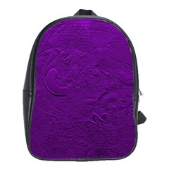 Texture Background Backgrounds School Bags (XL)