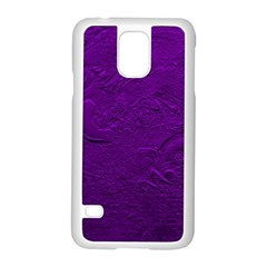 Texture Background Backgrounds Samsung Galaxy S5 Case (white)