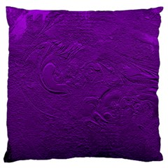 Texture Background Backgrounds Large Flano Cushion Case (one Side)