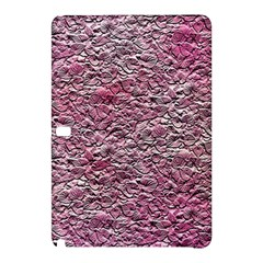 Leaves Pink Background Texture Samsung Galaxy Tab Pro 12 2 Hardshell Case