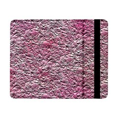 Leaves Pink Background Texture Samsung Galaxy Tab Pro 8.4  Flip Case