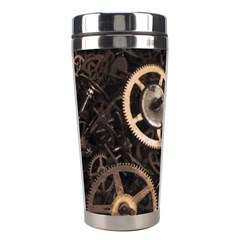 Steampunk Stainless Steel Travel Tumblers