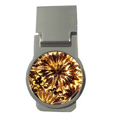 Mussels Lamp Star Pattern Money Clips (Round)