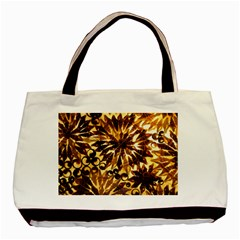 Mussels Lamp Star Pattern Basic Tote Bag (Two Sides)