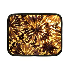 Mussels Lamp Star Pattern Netbook Case (Small)