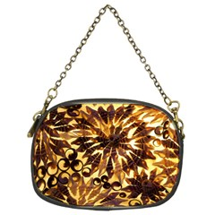 Mussels Lamp Star Pattern Chain Purses (two Sides)