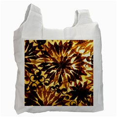 Mussels Lamp Star Pattern Recycle Bag (one Side)