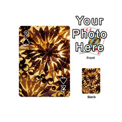 Mussels Lamp Star Pattern Playing Cards 54 (Mini)