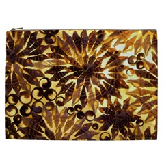 Mussels Lamp Star Pattern Cosmetic Bag (XXL)
