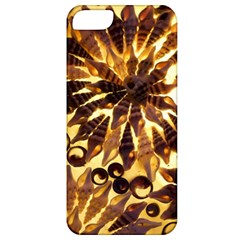 Mussels Lamp Star Pattern Apple Iphone 5 Classic Hardshell Case