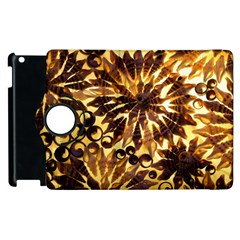 Mussels Lamp Star Pattern Apple Ipad 3/4 Flip 360 Case