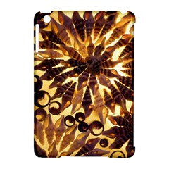Mussels Lamp Star Pattern Apple Ipad Mini Hardshell Case (compatible With Smart Cover)