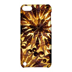 Mussels Lamp Star Pattern Apple iPod Touch 5 Hardshell Case with Stand