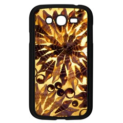 Mussels Lamp Star Pattern Samsung Galaxy Grand Duos I9082 Case (black)