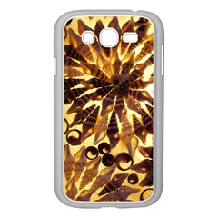 Mussels Lamp Star Pattern Samsung Galaxy Grand DUOS I9082 Case (White)