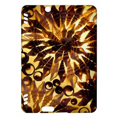 Mussels Lamp Star Pattern Kindle Fire HDX Hardshell Case