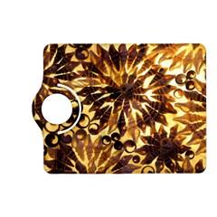 Mussels Lamp Star Pattern Kindle Fire HD (2013) Flip 360 Case