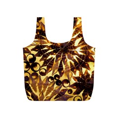 Mussels Lamp Star Pattern Full Print Recycle Bags (s)