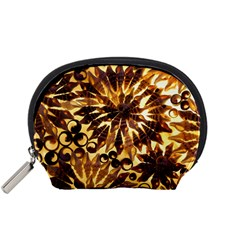 Mussels Lamp Star Pattern Accessory Pouches (small)