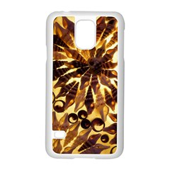 Mussels Lamp Star Pattern Samsung Galaxy S5 Case (white)