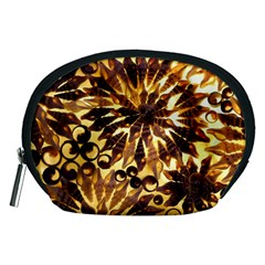 Mussels Lamp Star Pattern Accessory Pouches (medium)