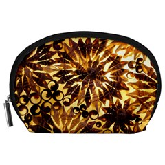 Mussels Lamp Star Pattern Accessory Pouches (large)