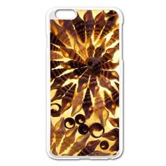 Mussels Lamp Star Pattern Apple Iphone 6 Plus/6s Plus Enamel White Case