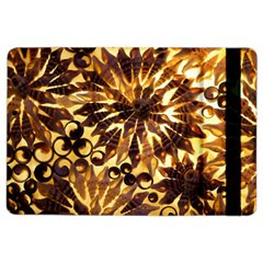 Mussels Lamp Star Pattern Ipad Air 2 Flip