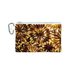 Mussels Lamp Star Pattern Canvas Cosmetic Bag (s)