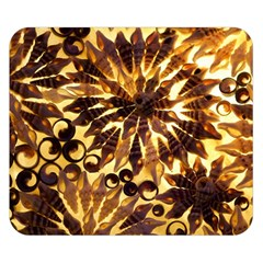 Mussels Lamp Star Pattern Double Sided Flano Blanket (small)