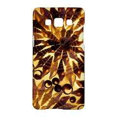 Mussels Lamp Star Pattern Samsung Galaxy A5 Hardshell Case
