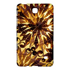 Mussels Lamp Star Pattern Samsung Galaxy Tab 4 (7 ) Hardshell Case