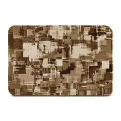Color Abstract Background Textures Plate Mats