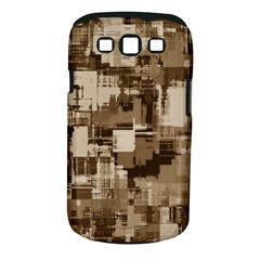 Color Abstract Background Textures Samsung Galaxy S III Classic Hardshell Case (PC+Silicone)