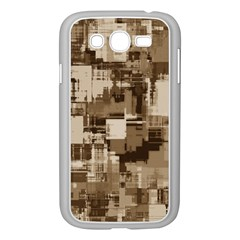 Color Abstract Background Textures Samsung Galaxy Grand Duos I9082 Case (white)