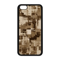 Color Abstract Background Textures Apple Iphone 5c Seamless Case (black)