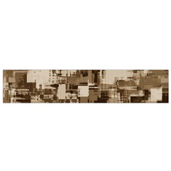 Color Abstract Background Textures Flano Scarf (small)