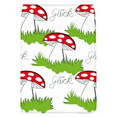Mushroom Luck Fly Agaric Lucky Guy Flap Covers (l)