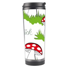 Mushroom Luck Fly Agaric Lucky Guy Travel Tumbler