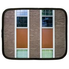 Pattern Symmetry Line Windows Netbook Case (XL)